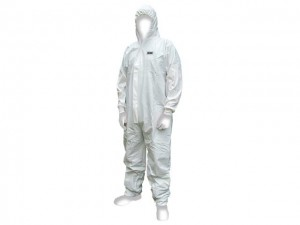 Chemical Splash Resistant Coverall  SCAWWDOXL56