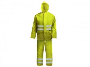 Hi-Vis Rain Suit  SCAWWHVRSYL