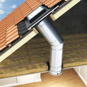 KEYLITE - Pitched Roof Sunlite System