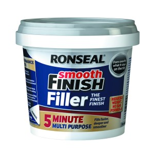 Ronseal Smooth Finish 5 Minute Wall Filler