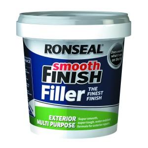 Ronseal Smooth Finish Exterior Wall Filler