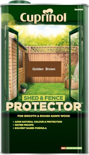 Cuprinol Shed & Fence Protector 5 Litre