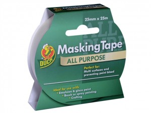 Duck Tape All Purpose Masking Tapes