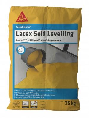 SikaEverbuild 25 Latex Self Levelling 25kg Grey [SIK18LLC25]