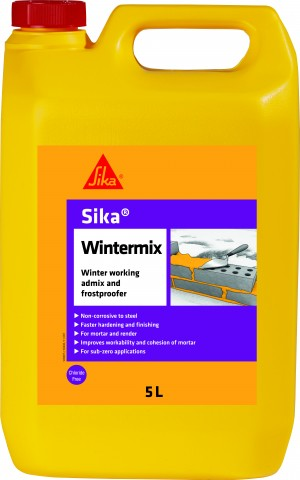 SikaEverbuild Wintermix 5L Green [SIK18WIN05]