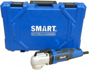 SMART Multi-Tool 300w Basic Kit 110v Power Tool  SMASMT300BL