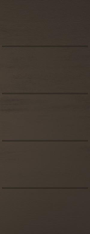 """LPD - External Door - Smoked Oak Embossed Santandor 1981 x 762 (30"""")  EMBSANSMO30"""