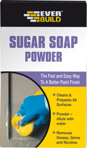 SikaEverbuild Sugar Soap Powder 430g [EVSOAPPOW]