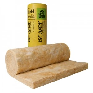INSULATION - ISOVER SPACESAVER 200mm 1.16 x3.88M [4.5Pk]