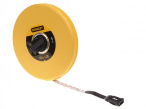 Closed Case Fibreglass Long Tape  STA034262