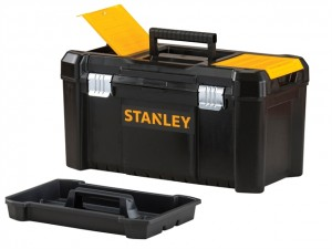 Basic Toolbox With Organiser Top  STA175521