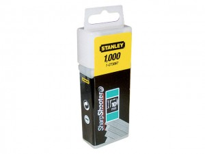 Flat Narrow Crown Staples 8mm CT305T Pack 1000 - CLESTA1CT305T