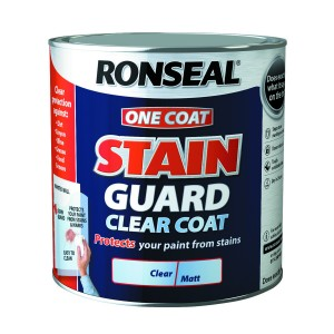 Ronseal Stain Guard Clear Coat