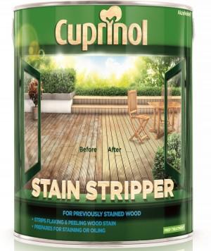 Cuprinol Stain Stripper 2.5L