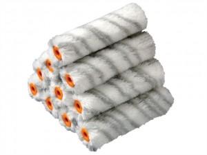Medium Pile Silver Stripe Sleeve 100mm (4in)  GRPSTASTRMGR10