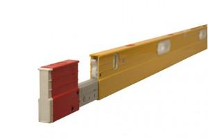 106TM Magnetic Extendable Spirit Levels  STB106TM152