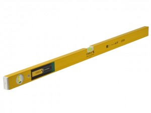 80AN Single Plumb Box Section Spirit Levels