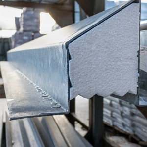 BIRTLEY 90mm Cavity Wall Lintels - Wide Inner/100mm Outer