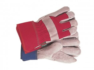 General Purpose Navy/ Red Gloves  T-CTGL106S