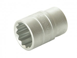 Bi-Hexagon Sockets Imperial Mecca Rossa 1/2in Drive