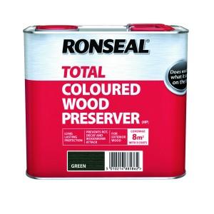 Ronseal Trade Total Wood Preserver