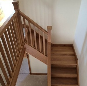 Pear Stairs - Tynywern Staircase (467)