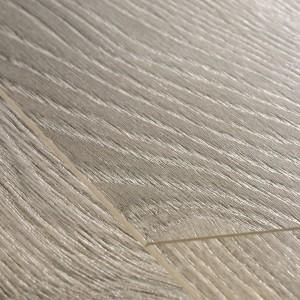 QUICK STEP Laminate Flooring Elite OLD OAK LIGHT GREY PLANK - 8x156x1380mm  UE1406