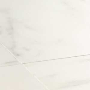 QUICK STEP Laminate Flooring Arte MARBLE CARRARA - 9.5x624x624mm  UF1400