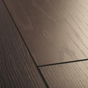 QUICK STEP Laminate Flooring Perspective 4-Way Wide FUMED OAK DARK PLANKS - 9.5x190x1380mm