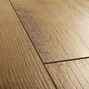 QUICK STEP Laminate Flooring Perspective 4-Way Wide RECLAIMED CHESTNUT NATURAL - 9.5x190x1380mm  ULNUFW1541