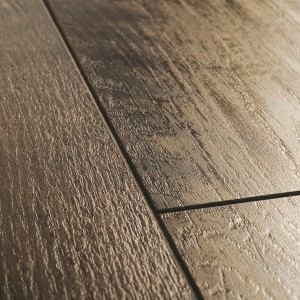 QUICK STEP Laminate Flooring Perspective 4-Way Wide RECLAIMED CHESTNUT BROWN - 9.5x190x1380mm  UFW1544