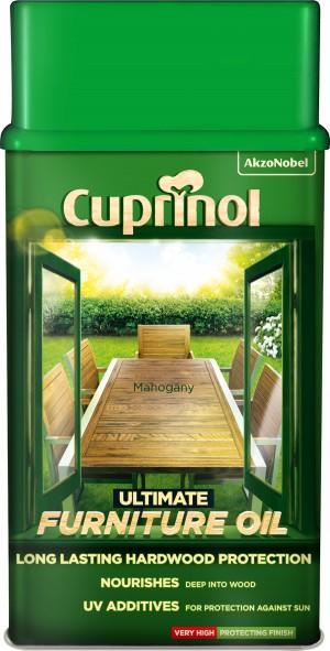 Cuprinol Ultimate Furniture Oil 1 Litre