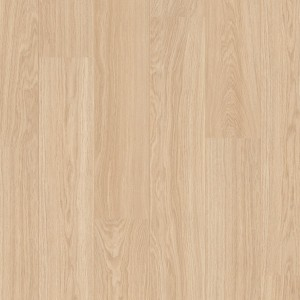 QUICK STEP Laminate Flooring Perspective 2-Way Wide OAK WHITE OILED PLANKS - 9.5x190x1376mm  ULW1538