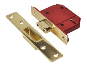 StrongBOLT 2100S 5 Lever Mortice Deadlock