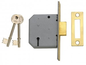 2177 3 Lever Mortice Deadlocks