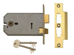 2077 3 Lever Horizontal Mortice Lock