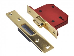 StrongBOLT 2103S 3 Lever Mortice Deadlocks