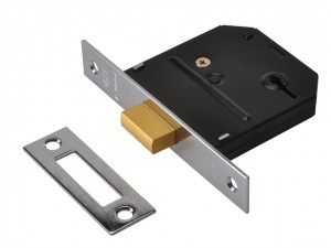 Essentials 3 Lever Mortice Deadlocks