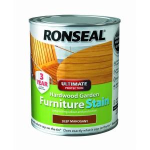 Ronseal Ultimate Protection Hardwood Garden Furniture Stain