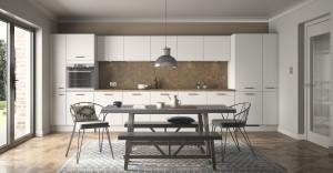 Symphony Milano Contemporary Kitchen - Urban