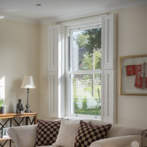 CRYSTAL Vertical Sliding Sash Windows