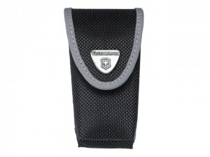 Black Fabric Belt Pouch  VIC405473