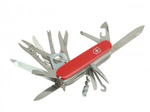 Swiss Champ Knife  VICSWIS