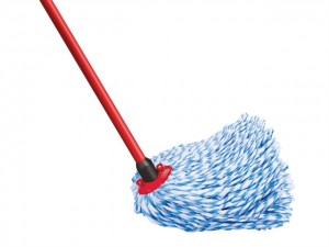 SuperMocio Microfibre & Cotton Mop  VIL126575