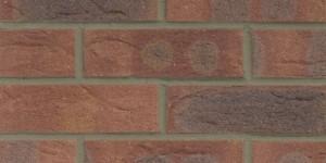 FORTERRA Village Sunglow Brick - Butterley Range