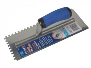 Professional Square Notched Adhesive Trowel