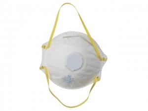Premium Valved Moulded Sanding & Insulation Mask FFP1  VIT331031