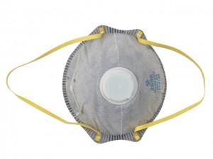 Premium Valved Moulded Paint & Odour Mask FFP1  VIT331061