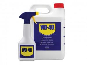 WD-40 Multi-Use Maintenance & Spray Bottle 5 Litre - UW/D5LITRESA