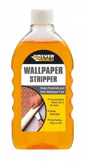 SikaEverbuild Wallpaper Stripper 500ml [EVWALLSTP]